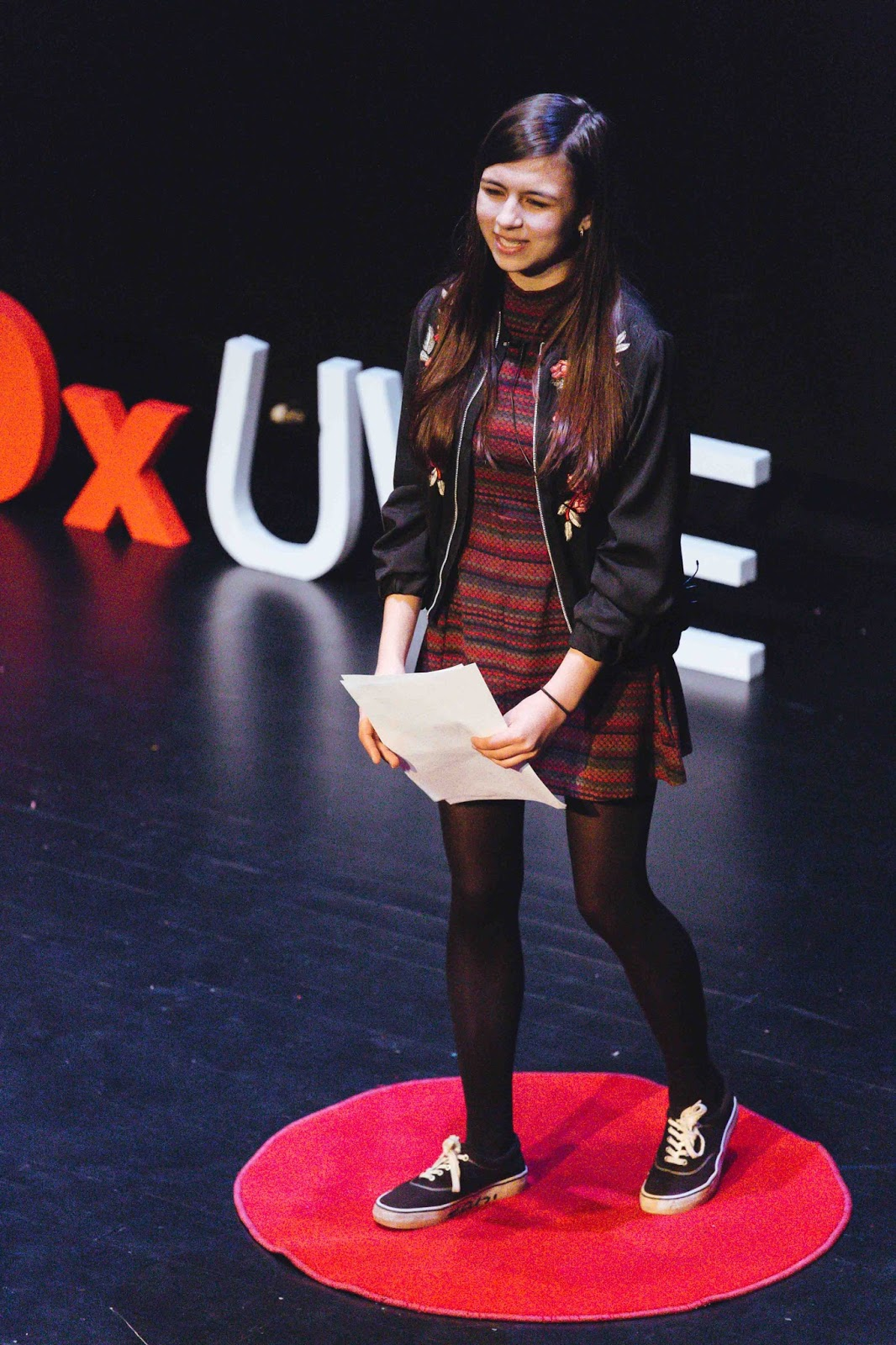 Speaking at a TEDx Conference