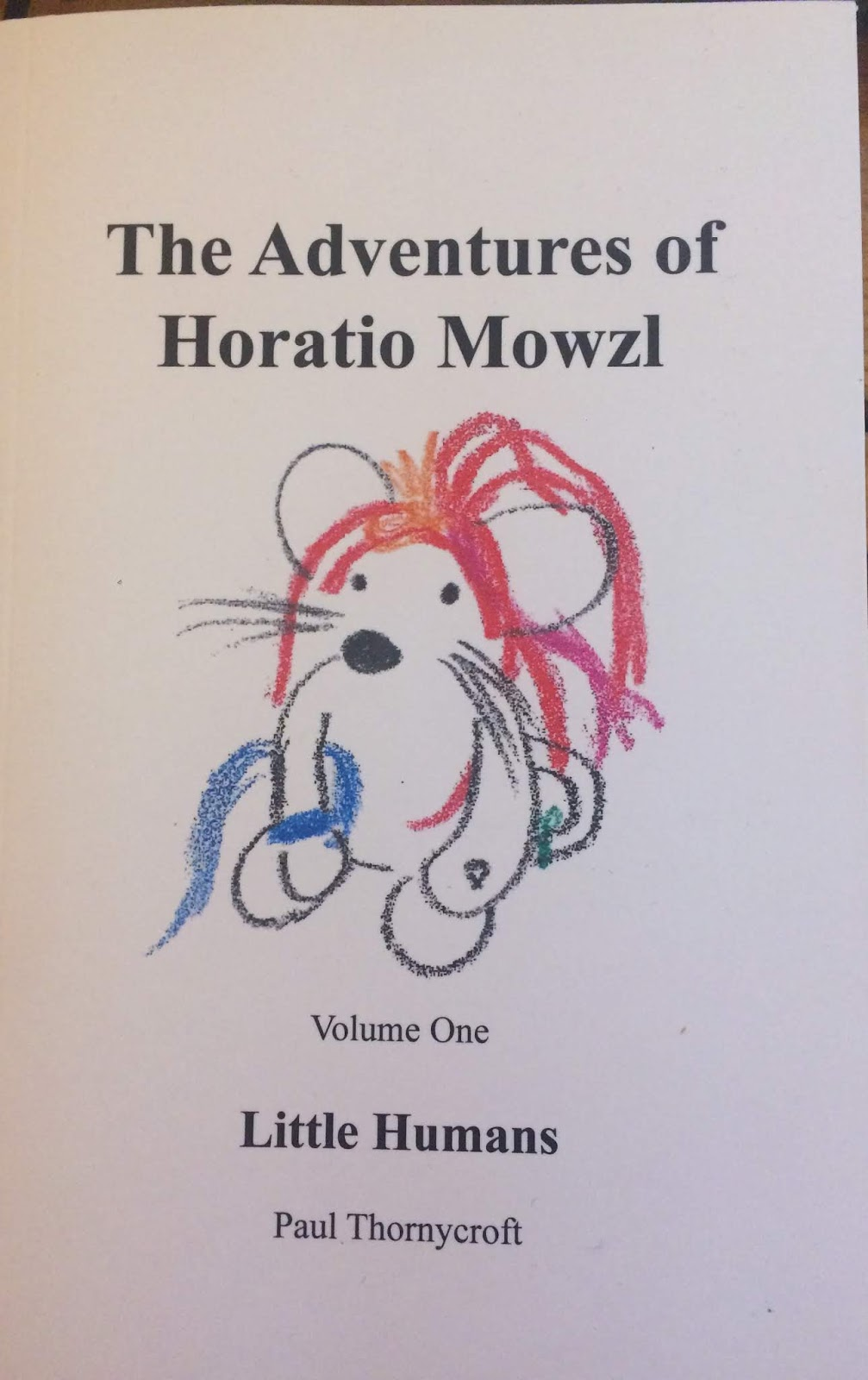 A must read for children – The Adventure of Horatio Mowzl