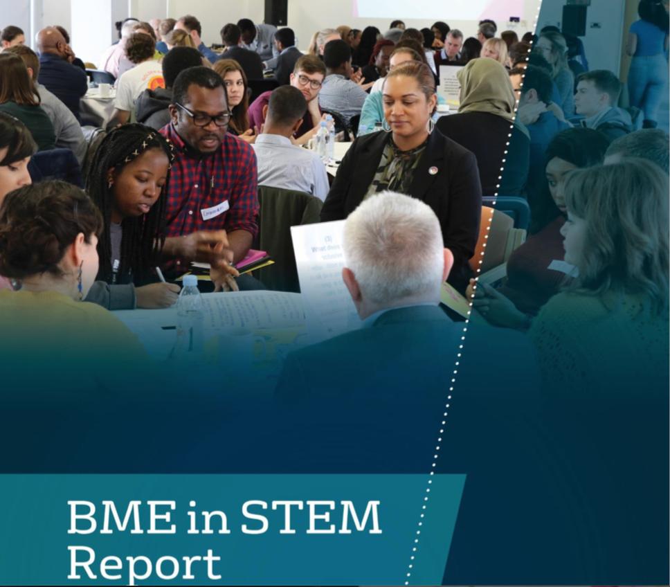 BME in STEM – A Bristol University Report 2019