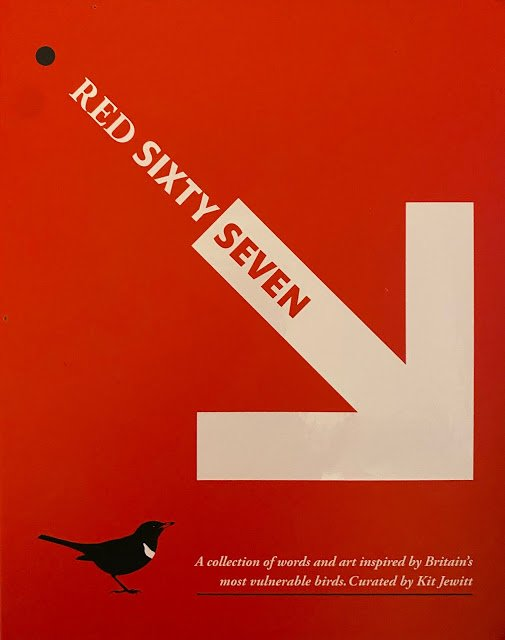 Being published in Red Sixty Seven – Curated by Kit Jewitt & Published by the BTO